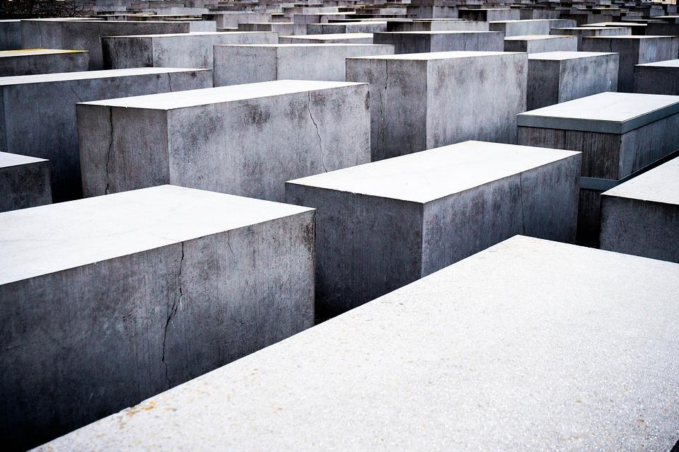 Industry, Contemporary, Architecture, Concrete, Empty