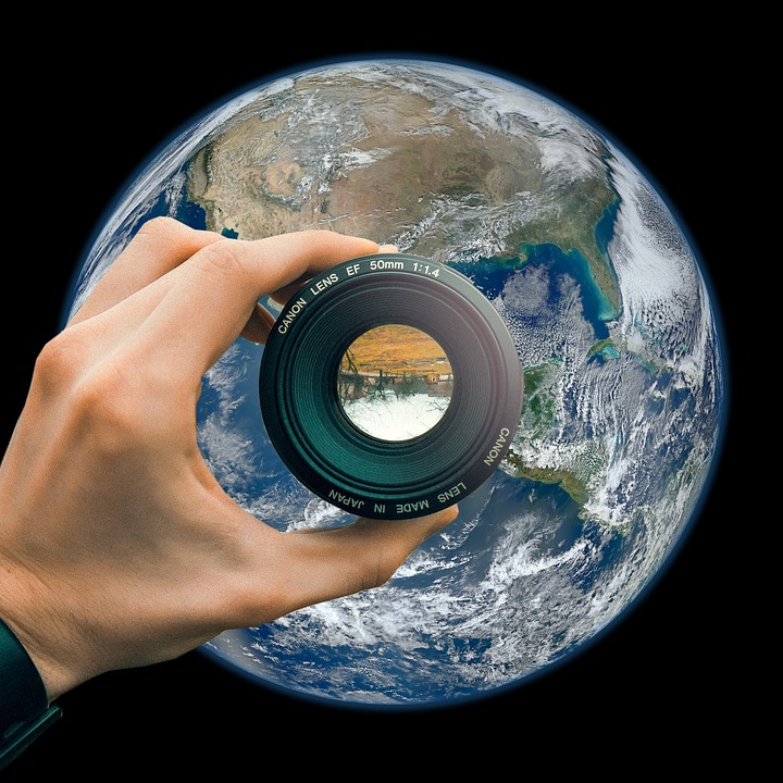 Free Photo Concrete Planet Earth Spherical Map The Universe Max Pixel