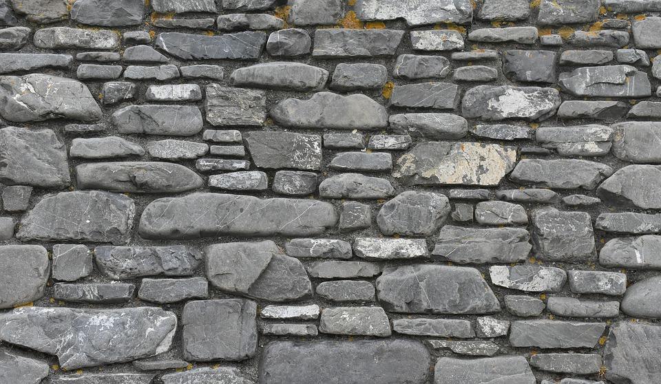 Stone, Wall, Texture, Architecture, Masonry, Concrete