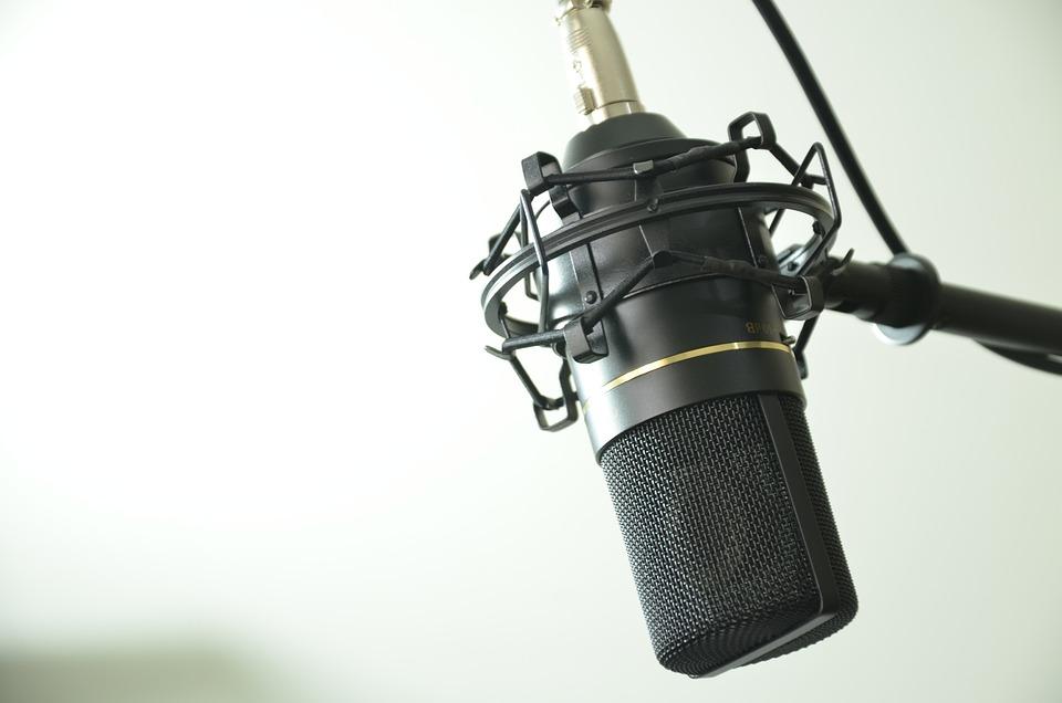 Audio, Condenser Microphone, Music, Sound Recording