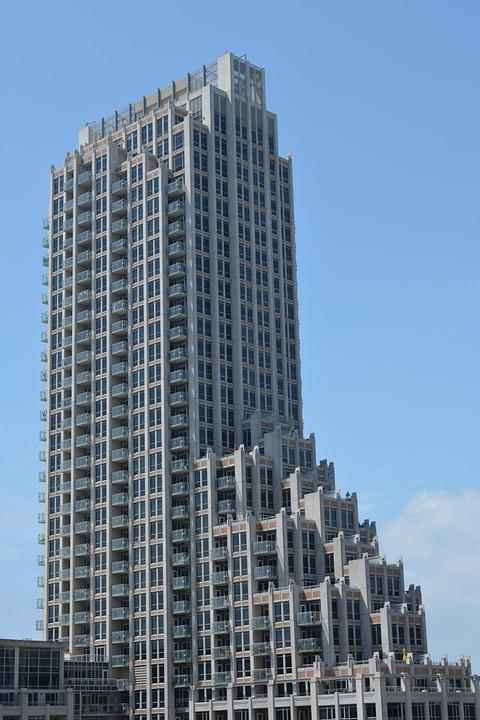 City, Condo, Condominium, Modern, Architecture, Urban