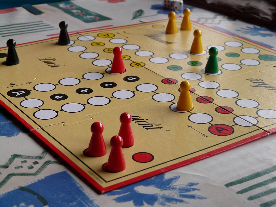 Play, Parchesi Up Not, Cone, Game Stone, Entertainment