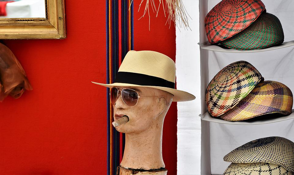 Hat, Headwear, Cap, Summer Hat, Coneflower, Hatband