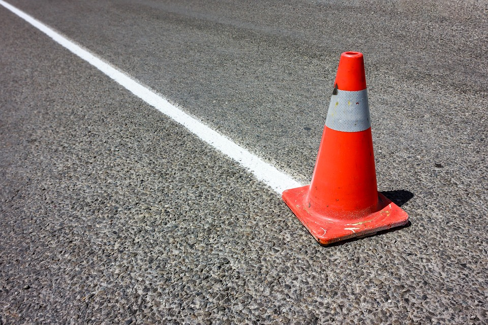 Construction, Cone, Cones, Alert, Danger, Sign, Signage