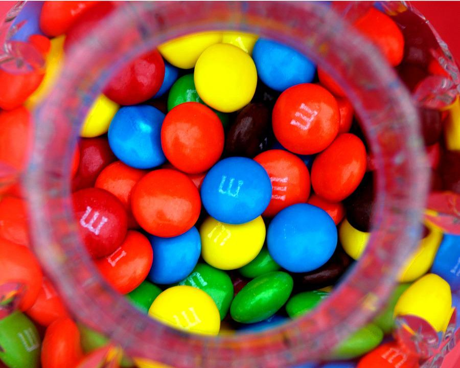 Candy, Colors, Confectionery