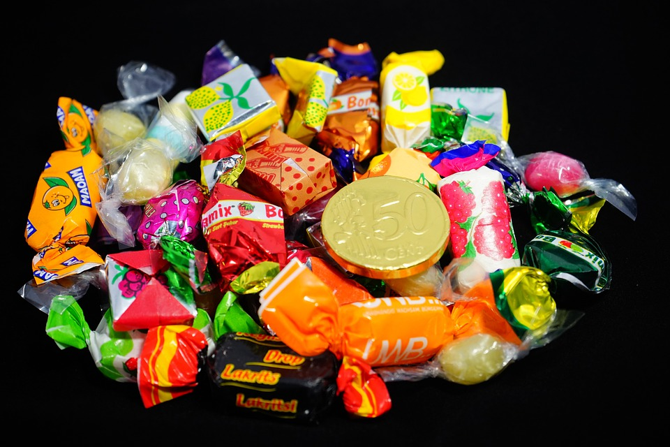 Candy, Hand Made Sweets, Treat, Confectionery
