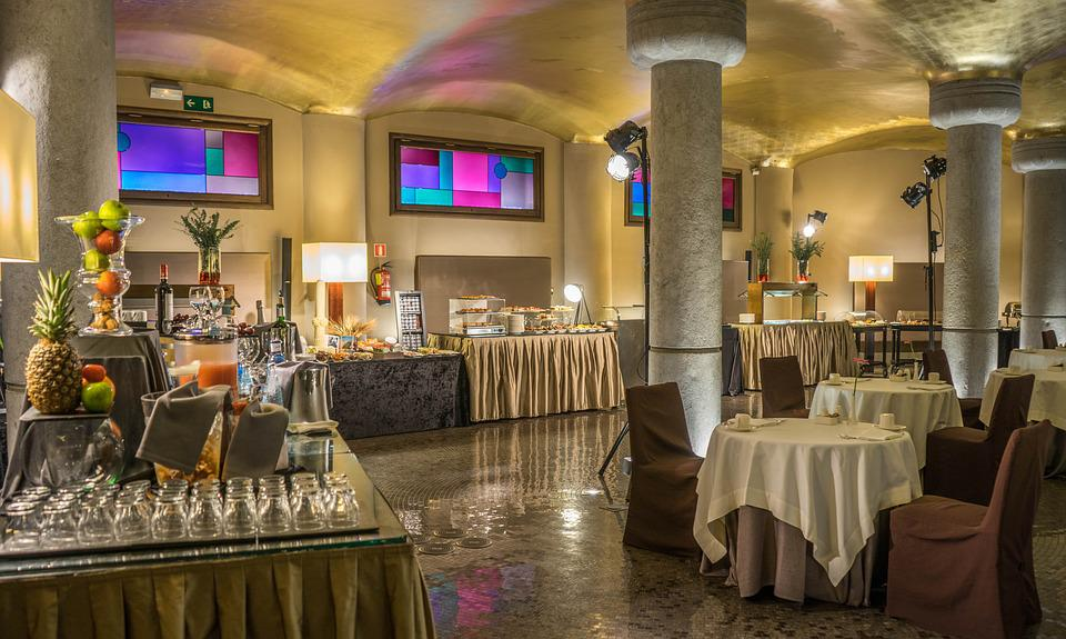 Conference Room, Casa Fuster Hotel, Barcelona, Spain