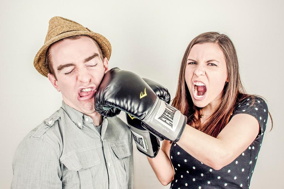 Argument, Conflict, Controversy, Dispute, Contention