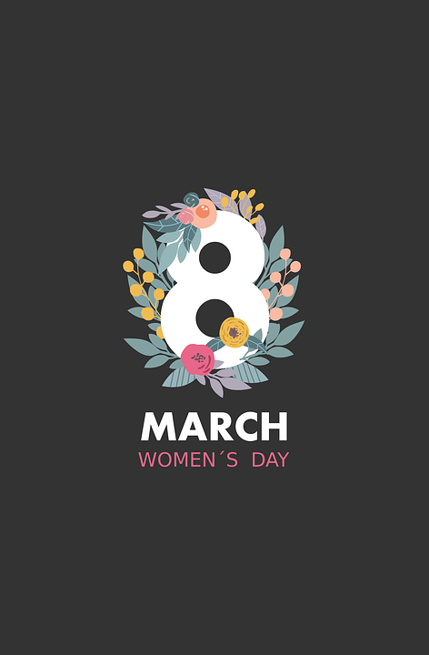 March, Eight, Design, Congratulation, Postal