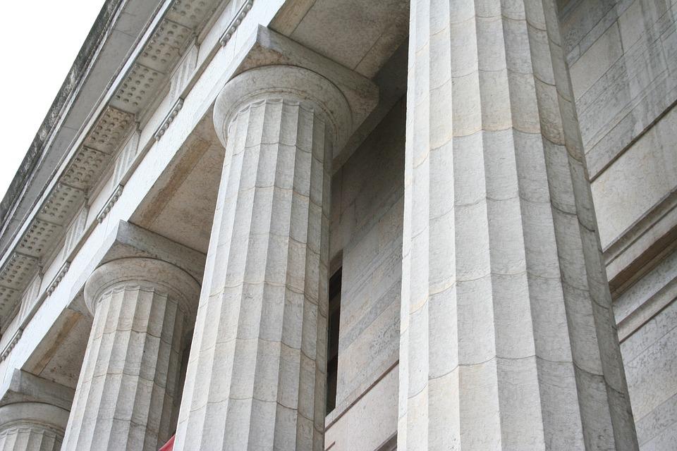 Columns, Washington, Congress