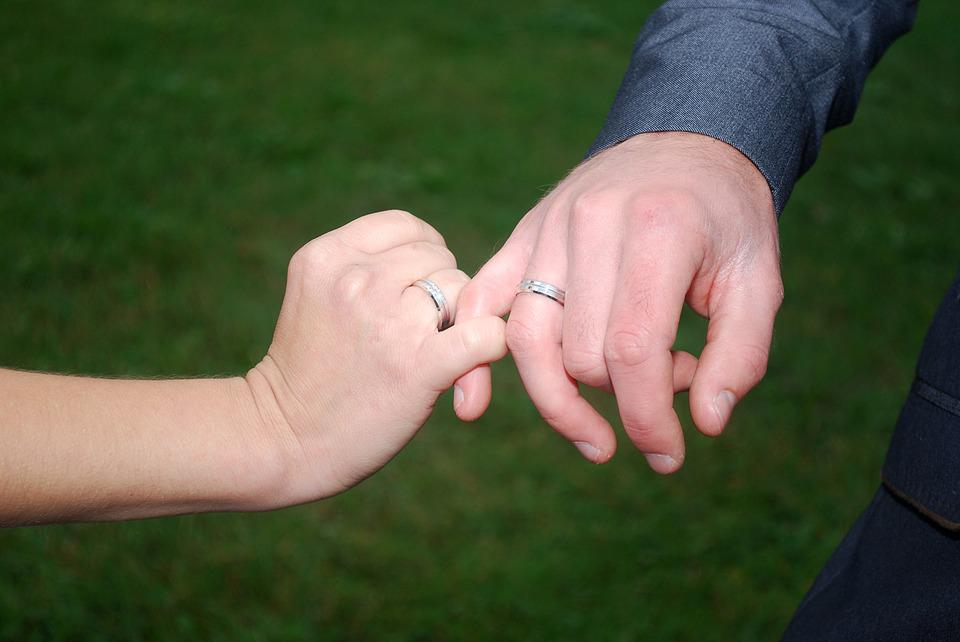Free photo Connected Hands Wedding Rings Wedding Love Hands Max Pixel