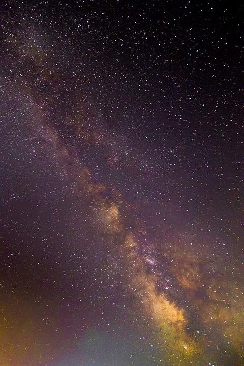 Astronomy, Galaxy, Outer Space, Constellation