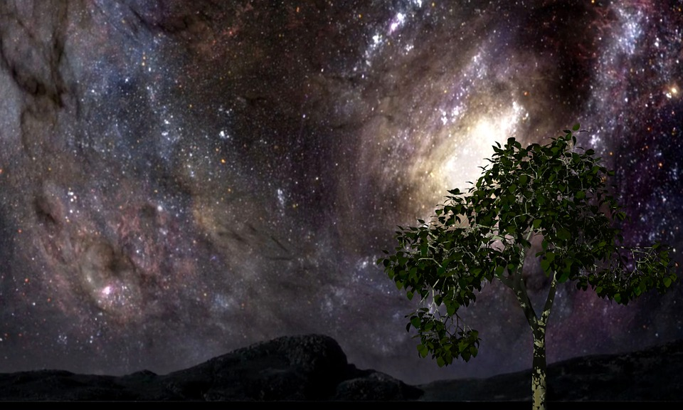Stars, Space, Galaxy, Universe, Sky, Constellation
