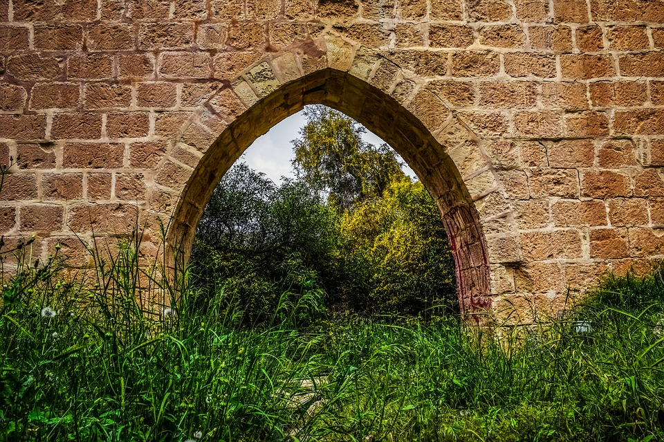 Aqueduct, Arch, Architecture, Medieval, Construction