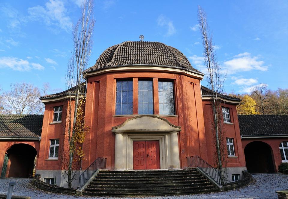 Crematorium, Construction, Tuttlingen