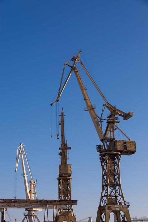 Baltic, Build, Construction, Crane, Design, Development