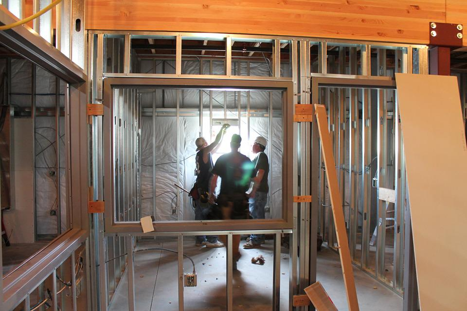 Free photo Construction Framing Window Industry Building - Max Pixel