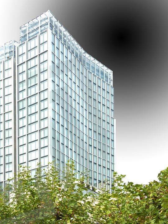 Construction, Skyscraper, New Building, Office Building