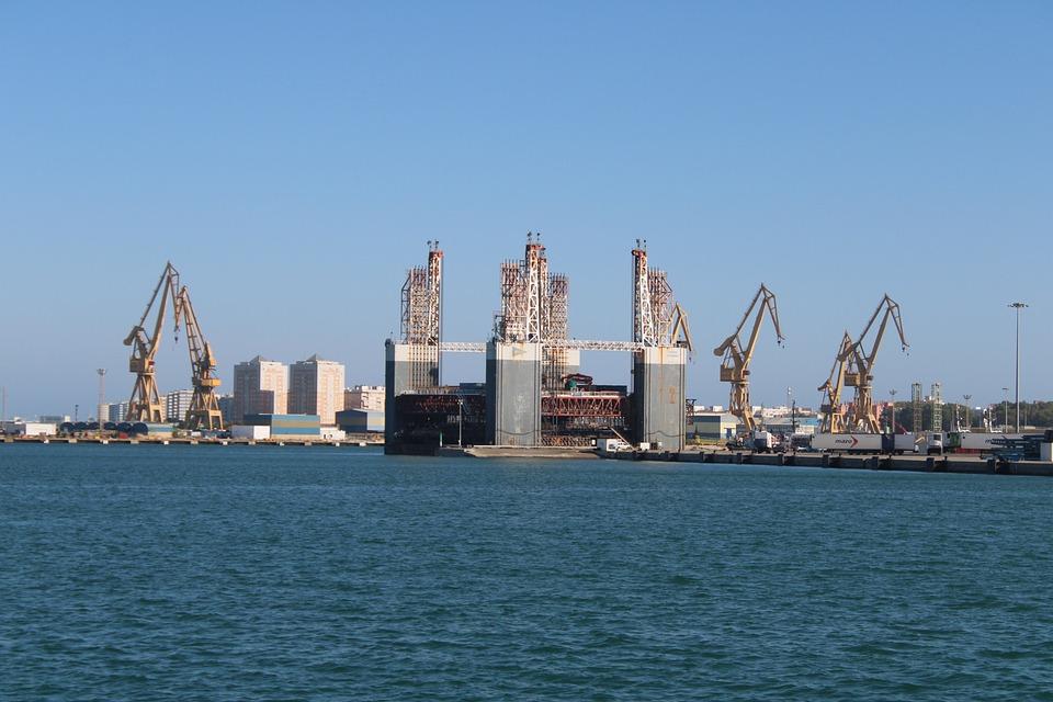Port Of Cadiz, Engineering, Port, Construction