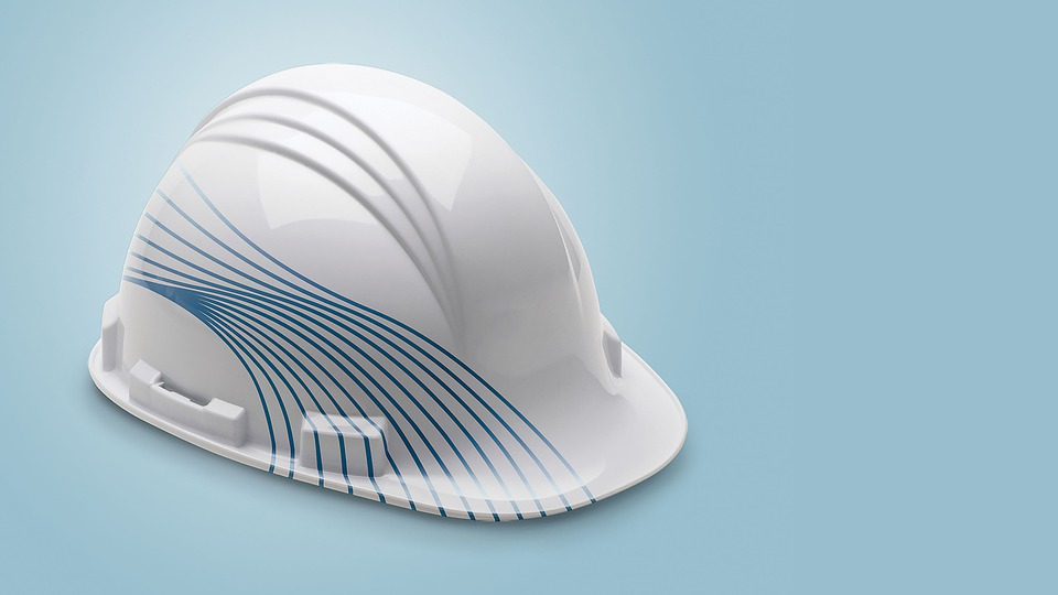 Hard Hat, Construction, Safety Hat, Hardhat, Safety