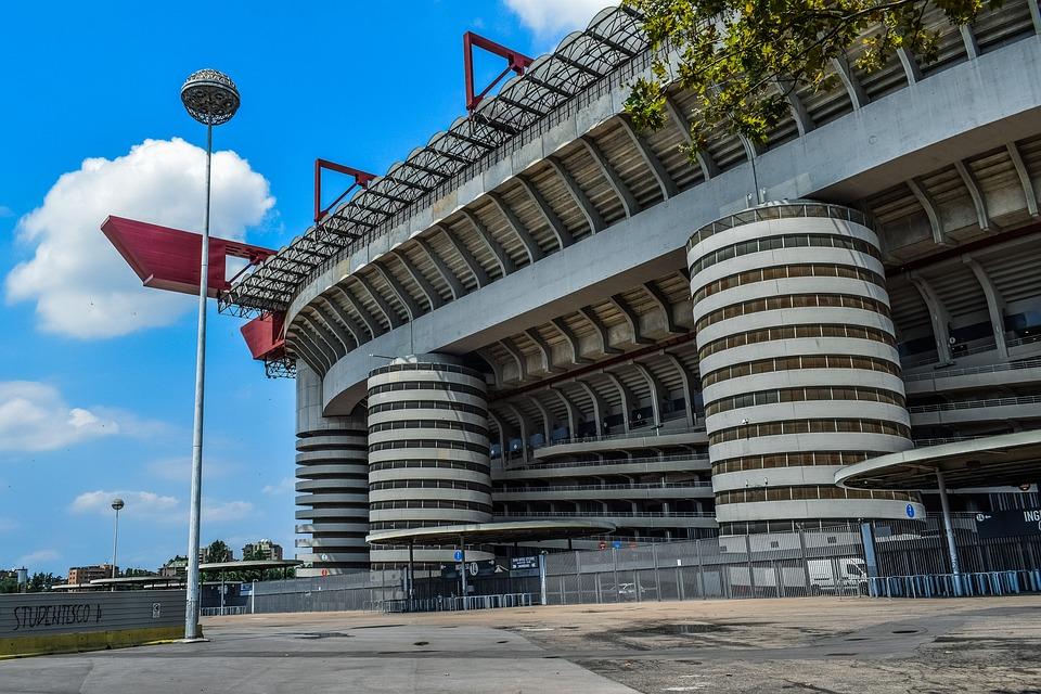 Stadium, Architecture, Construction, Modern