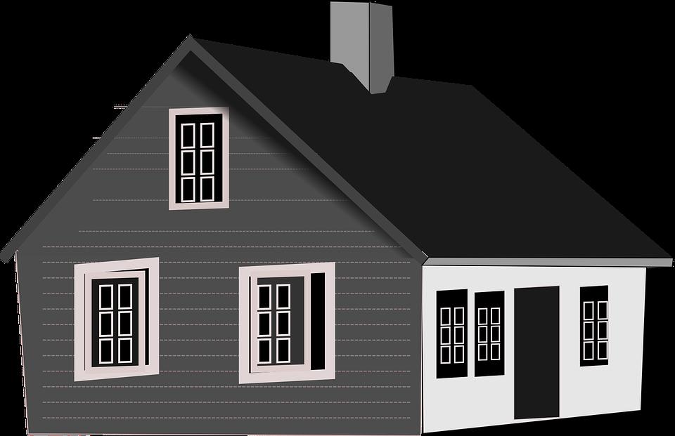 Villa, House, Architecture, Construction, Home