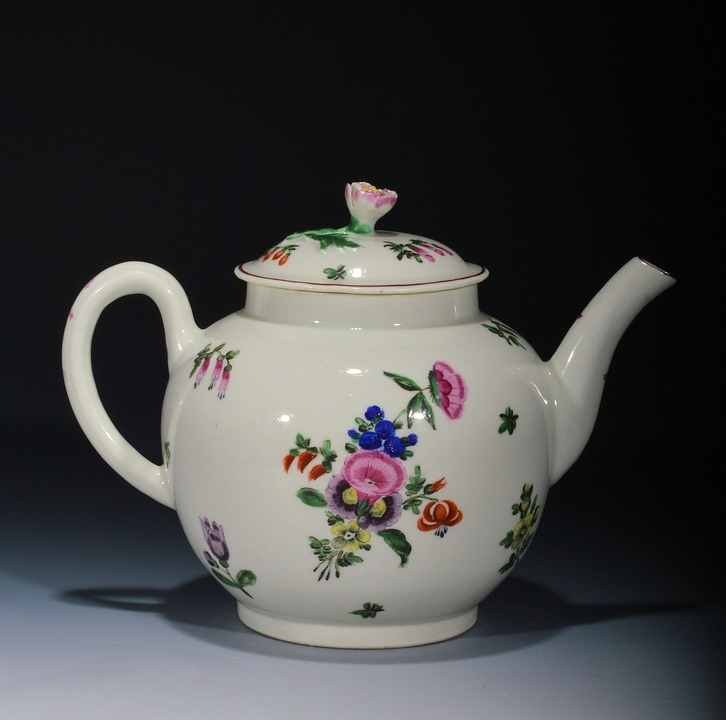 Pot, Flagon, Porcelain, Container, Kettle