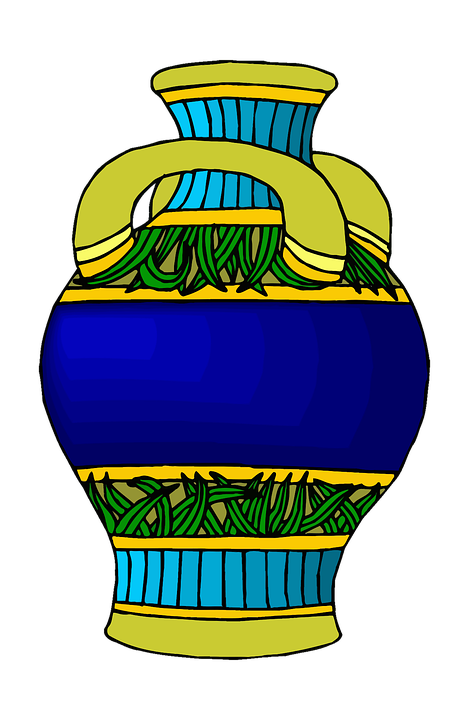 Container, Jar, Jug, Pot, Pottery, Vase, Vessel