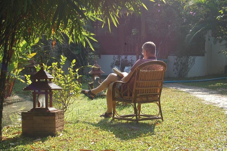 Reading, Contemplative, Contemplation, Book, Man