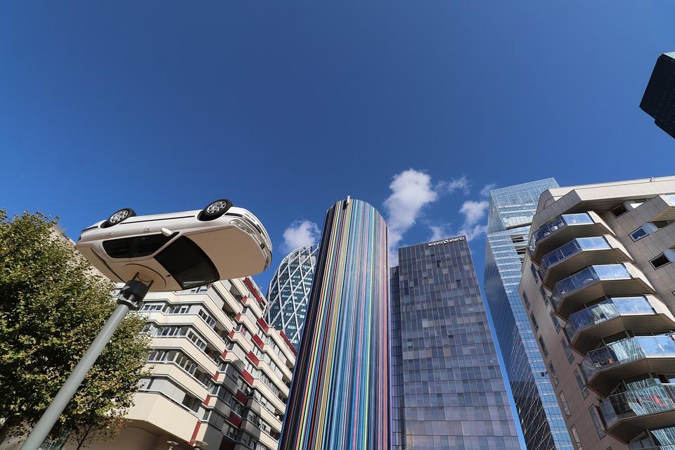 Defence, Paris, Contemporary Architecture