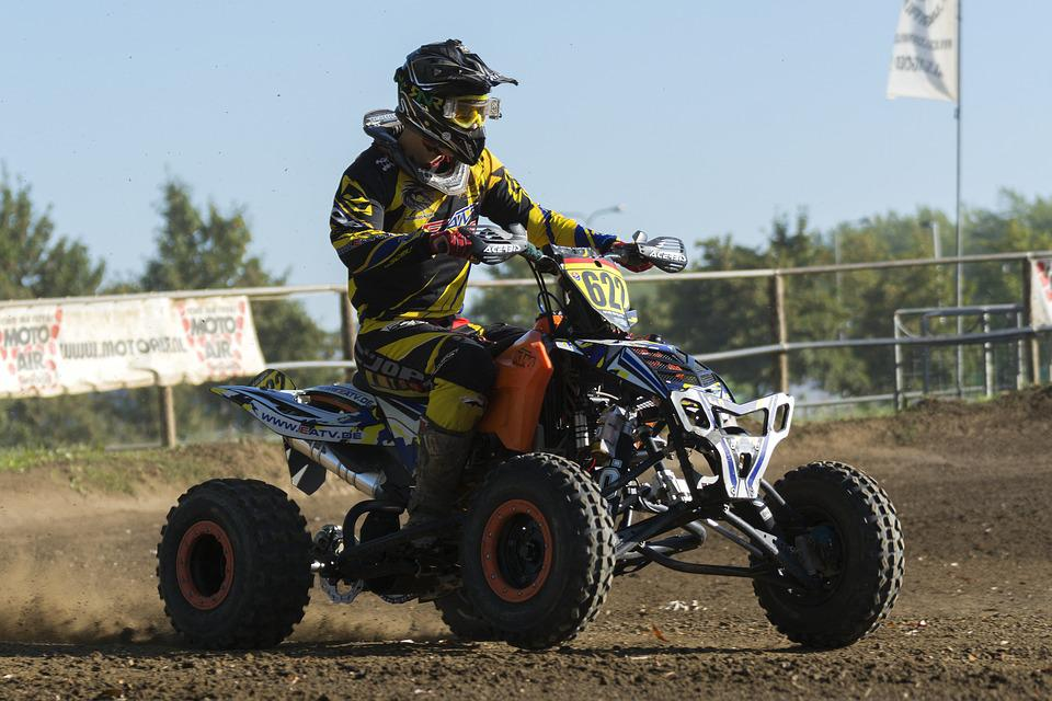 Quad, Atv, Sports, Contest, Drive