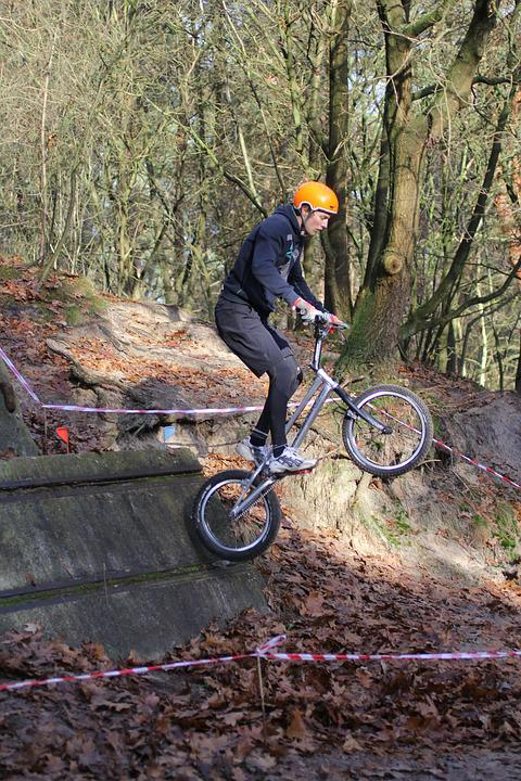 Trial, Bicycle, Contest