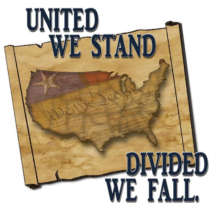 United States, America, Constitution, Continent
