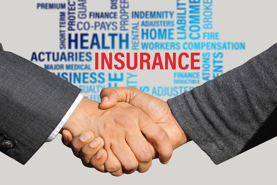 Insurance, Contract, Shaking Hands, Handshake