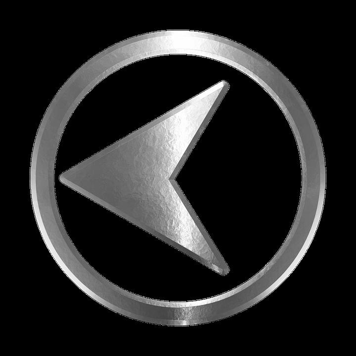 Icon, Rewind, Control, Symbol, Backward