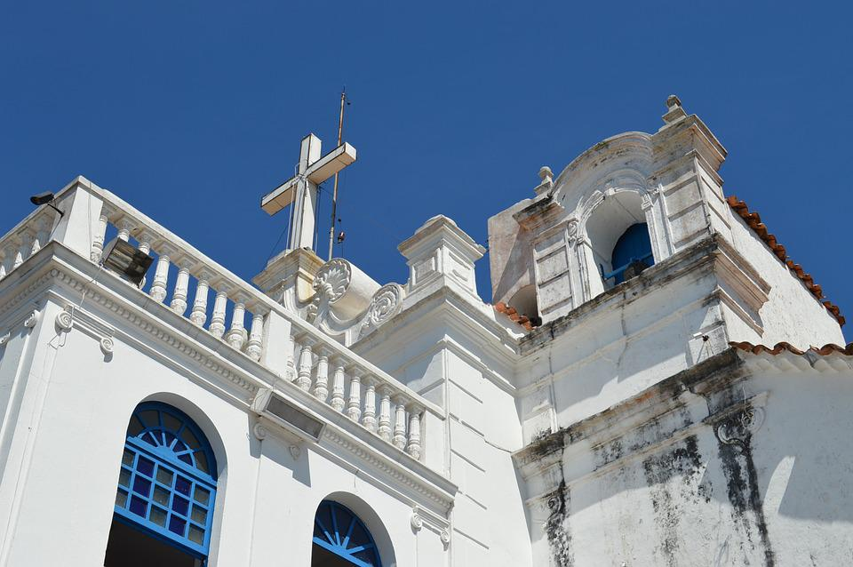 Convento Da Penha, Church, Colonial