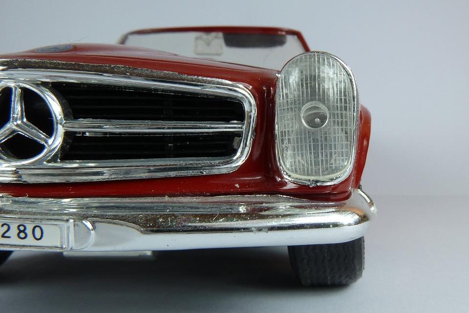 Mercedes, 280 Sl, 1968, 280sl, Cabrio, Convertible