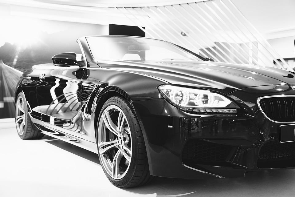 Black, Bmw, Car, Convertible, Automotive