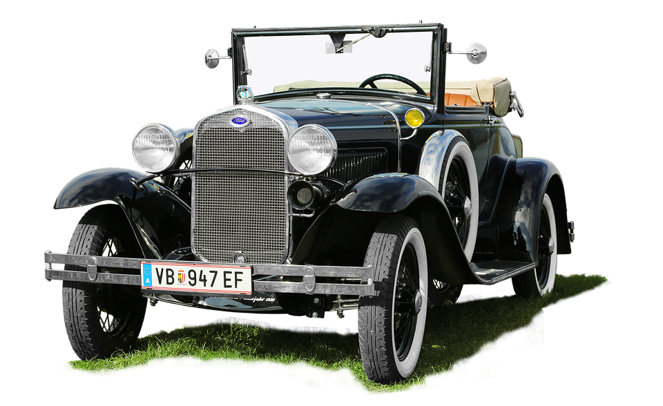 Ford, Convertible, 1930, Oldtimer, Auto, Classic, Old