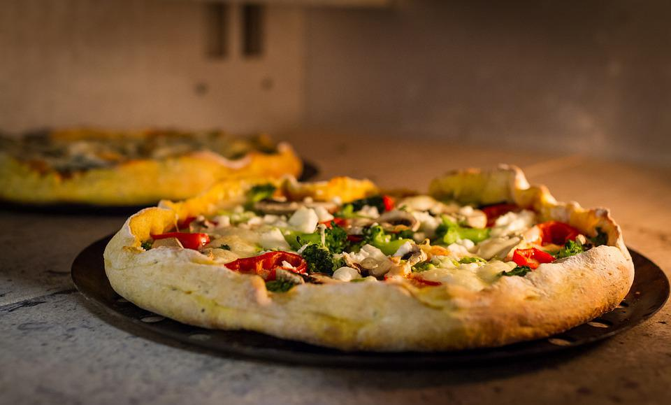 Pizza, Pizza Oven, Cook, Italian, Pizzeria, Oven, Lunch