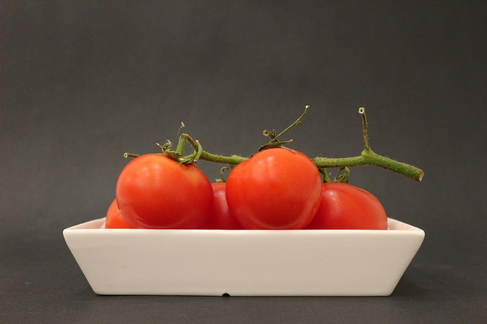 Tomato, Bowl, Yesil Tomatoes, Stemmed, Cook, Soup, Food
