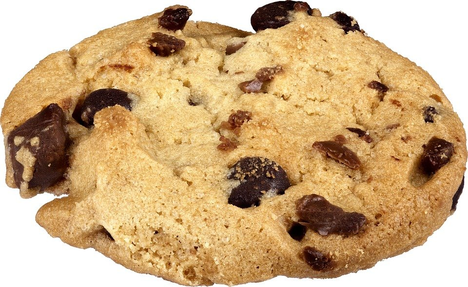 Cookie, Chocolate Chip Cookie, Snack, Baked, Treat