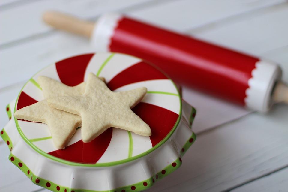Christmas Baking, Cookie, Christmas Cookie, Christmas