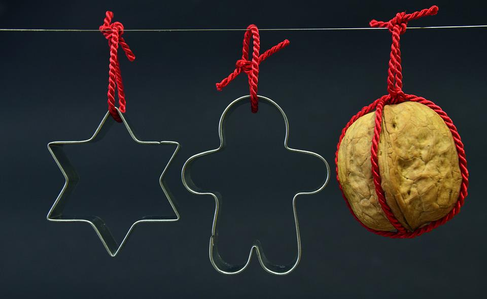 Christmas, Cookie Cutters, Cookie Cutter, Bake, Advent