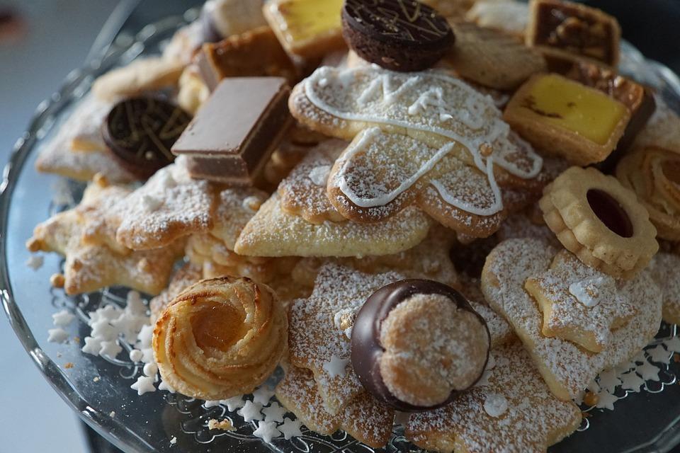 Cookies, Eat, Cookie, Christmas Cookies, Christmas