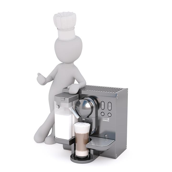 Cooking, Cafe, Cappuccino, Latte Macciato