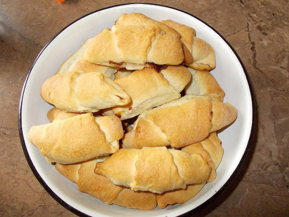 Croissants, Bagels, Cooking