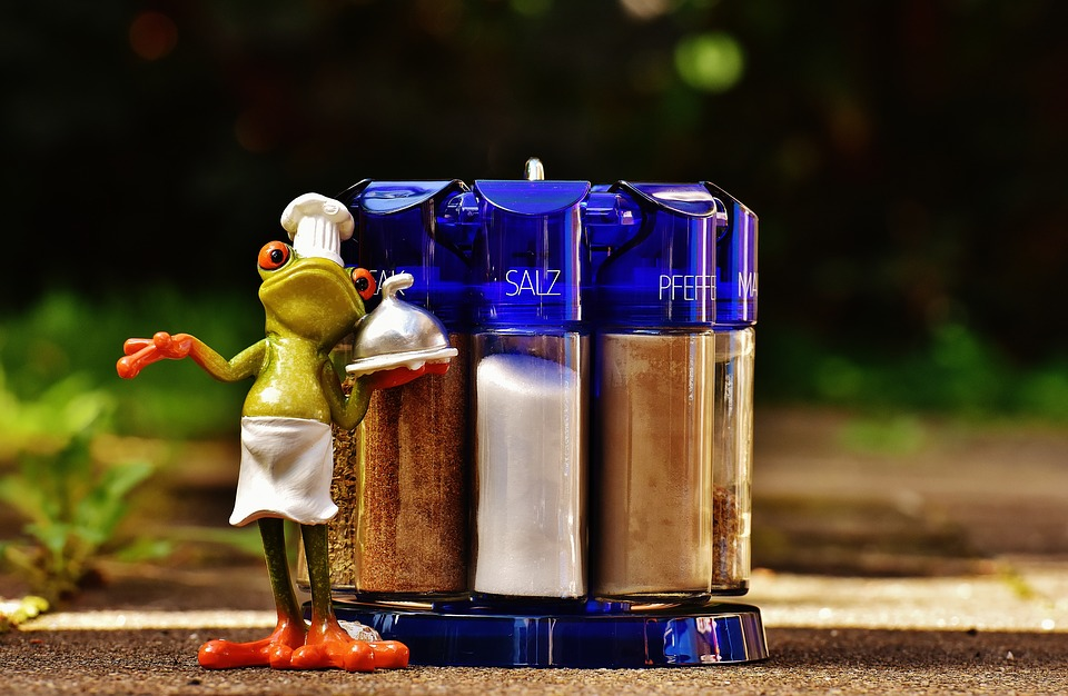 Frog, Cooking, Spices, Preparation, Eat, Cook