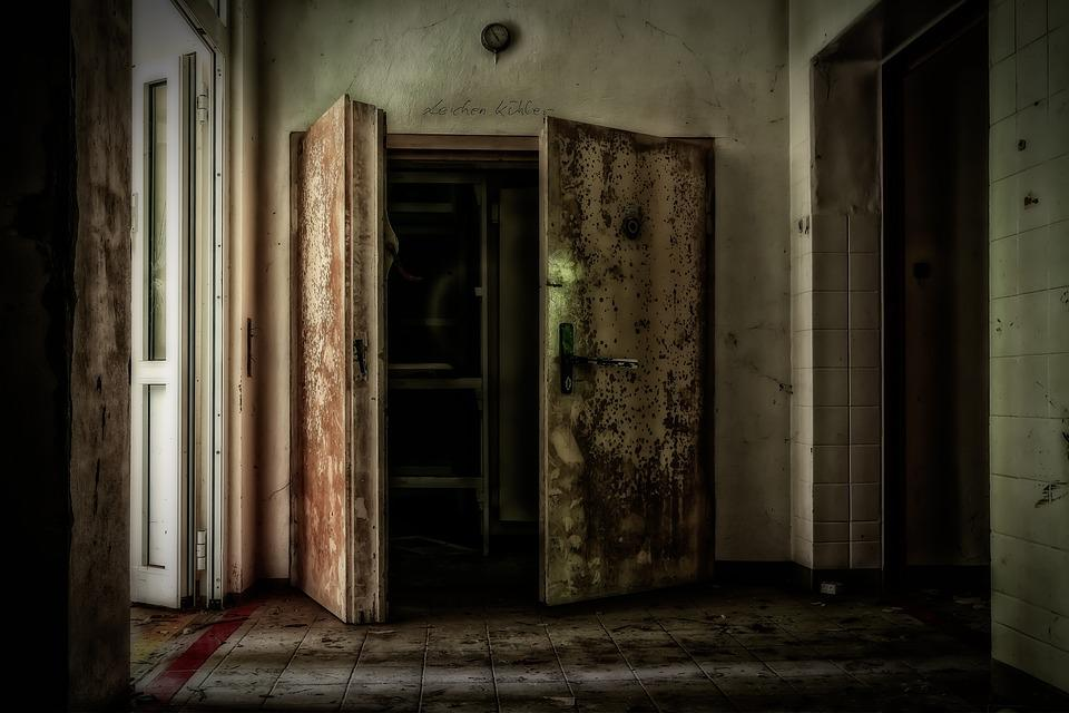 Cold Room, Cooling House, The Morgue, Lost Places, Cool