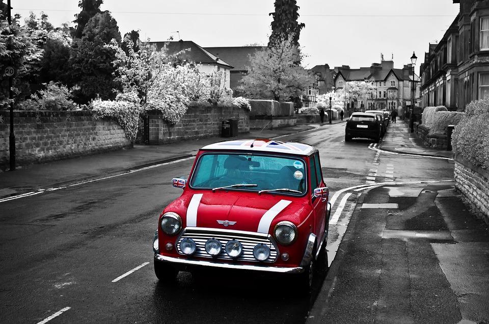 Free Photo Cooper Mini Symbol Flag Car England Red City Max Pixel